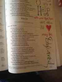 Bible Journaling image 1