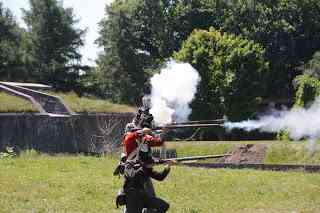Fort Erie re-enactment