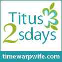 titus tuesdays button